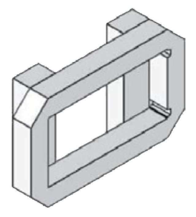 EPS  (expanded polystyrene)